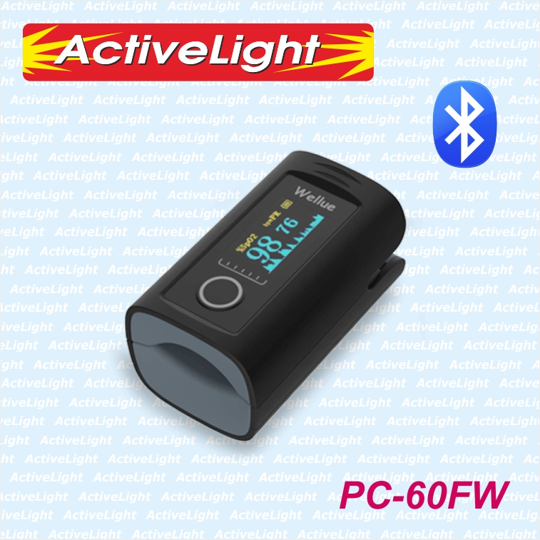 Oxymeter Oxysmart PC-60FW s Bluetooth